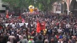 法國鐵路工人罷工影響國內國際交通