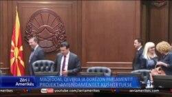 Maqedoni: Qeveria dorëzon projekt-amendamentet kushtetuese