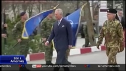Princi Charles viziton Kosovën