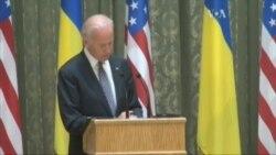 Байден пообіцяв підтримувати Україну