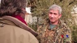 Rêdûr xelîl Behsa Êrîşa Tirkiyê li Efrînê Dike