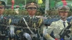 快速崛起的中国海军