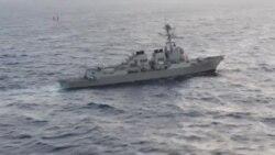 Bắc Kinh cảnh báo Mỹ về biển Đông