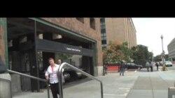 2013-10-02 美國之音視頻新聞: 美國聯邦政府關閉第一天