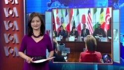 VOA连线:G7峰会是否会就南中国问题向中国发难