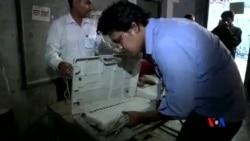 2014-05-13 美國之音視頻新聞: 選後民調顯示印度反對派即將獲勝