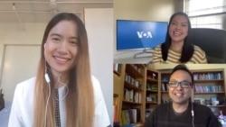 คุยข่าวกับ VOA Thai ในรูปแบบ Work from home ประจำวันศุกร์ที่ 3 เม.ย. 2563