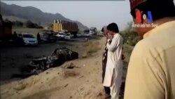 Molla Mansur drone saldırısı sonrası