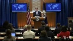 美国谴责俄罗斯驻土耳其大使被刺杀事件