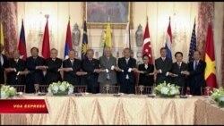 Mỹ họp với ASEAN, bàn chuyện Biển Đông