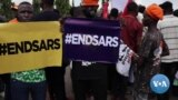 Nigerian Protesters Call for Justice a Year After Mass Rallies Against Notorious Police Squad