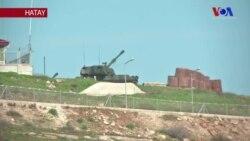 Afrin Harekatı'nın İkinci Haftasında Sınır Hareketli