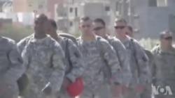 在西非抗击埃博拉的美国军人将撤回