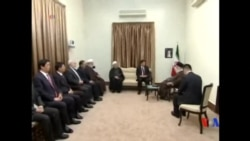 2016-01-24 美國之音視頻新聞: 哈梅內伊稱伊朗不信任西方 謀求加強對華關係