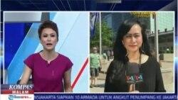 Laporan Langsung VOA untuk Kompas TV: Ali dalam Kenangan