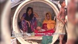 Traumatized and Needy, Rohingya Children Make Up 60 Percent of Myanmar Refugees