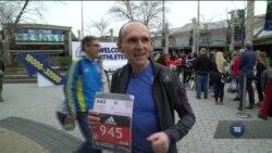 Спогади українця, який біжить Бостонський марафон вже вдев'яте. Відео