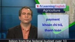 Anh ngữ đặc biệt: Senate Approves Changes to Farm Payments (VOA)