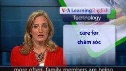 Anh ngữ đặc biệt: Alzheimer's App (VOA)