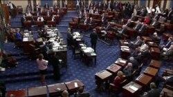 美國國會參議院星期二(8月10日)以罕見的兩黨團結,投票通過了一項1萬億美元的基礎設施方案