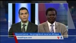 Washington Forum du jeudi 6 octobre 2016 : progrès et recul de la gouvernance en Afrique