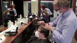 新冠大流行顛覆美國的髮型時尚