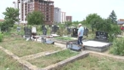 Vandalizovano pravoslavno groblje u Lipljanu