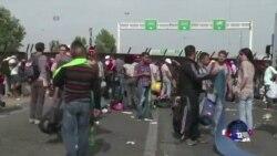匈牙利关闭边界,阻止移民入境