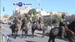 VOA60 DUNIYA: ISRAEL An Harbe Wasu Palasdinawa Uku Yayin Da Suka Kai Wasu Hare-hare, Fabrairu 03, 2016
