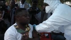 Chanjo dhidi ya ugonjwa hatari wa Ebola inaendelea kutolewa nchini DRC
