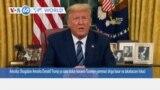 VOA60 DUNIYA: Shugaban Amurka Donald Trump ya saka dokar hanawa Turawan yammaci shiga kasar na takaitaccen lokaci