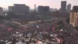 مصریان طی راهپیمایی گسترده خواهان کناره گیری مرسی از قدرت شدند