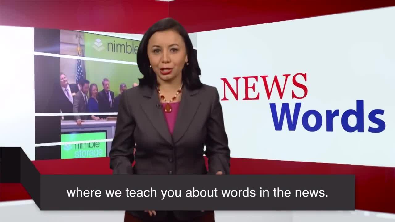 News Words: Stock Market