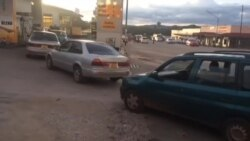 Fuel Crisis in Zimbabwe's Chinhoyi Town?