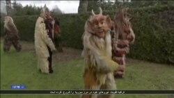رقص هیولاها در یک ایالت آلمان