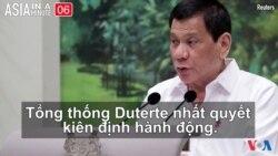 Cựu sát thủ muốn kiện TT Duterte vì tội ác chống nhân loại (VOA60 châu Á)