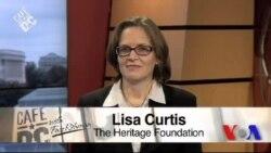 کیفے ڈی سی: ہیرٹیج فاؤنڈیشن کی سینئر رسرچ فیلو، لیزا کرٹس