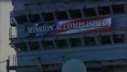 Deset godina nakon 'Mission Accomplished'