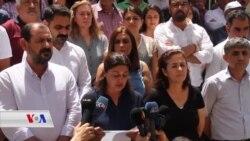 HDP Êrîşa Polîsan Bo Ser Hevşaredarên Giyadîn Şermezar Dike