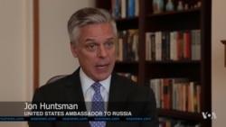 VOA Interview: US Ambassador Says Russia Must Change Behavior