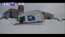 Số người chết vì bão tuyết ở bang New York tăng lên 12 người