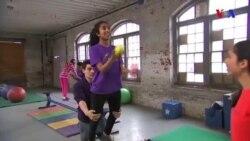 Uşaqları bir araya gətirən sirk