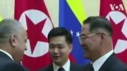 Ông Maduro gửi thư cho lãnh đạo Triều Tiên Kim Jong Un