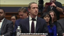 脸书被控垄断 消费者的选择可望增加