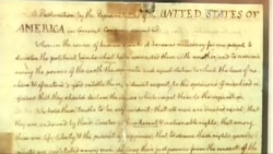 Оригінальна версія Декларації про Незалежність США забороняла рабство