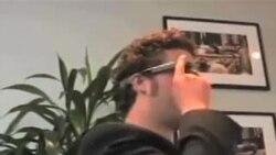 عینک ساخت گوگل