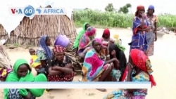 VOA60 Africa -Cameroon: Residents say they live in fear after Boko Haram attack on camp for displaced people