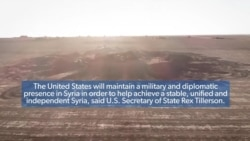 Five U.S. Goals for Syria