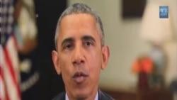 奧巴馬敦促就伊核協議取得進展