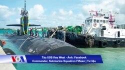 Tàu ngầm Mỹ muốn cập cảng Việt Nam
